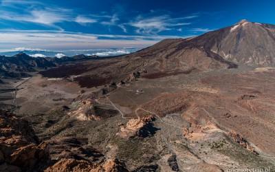 Montana Guajara Teide
