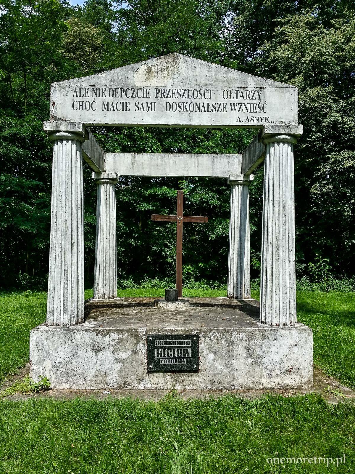 Grobowiec Keglów Durowo