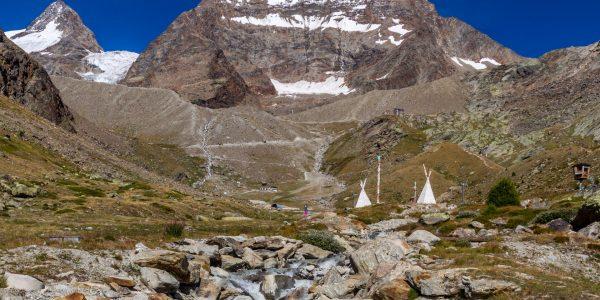 Szwajcaria: Wejście na Lagginhorn