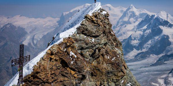 Szwajcaria: Wejście na Matterhorn granią Hörnligrat