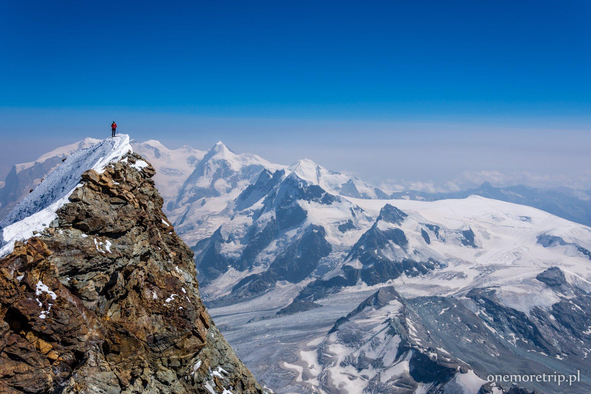 Szczyt Matterhorn 4478