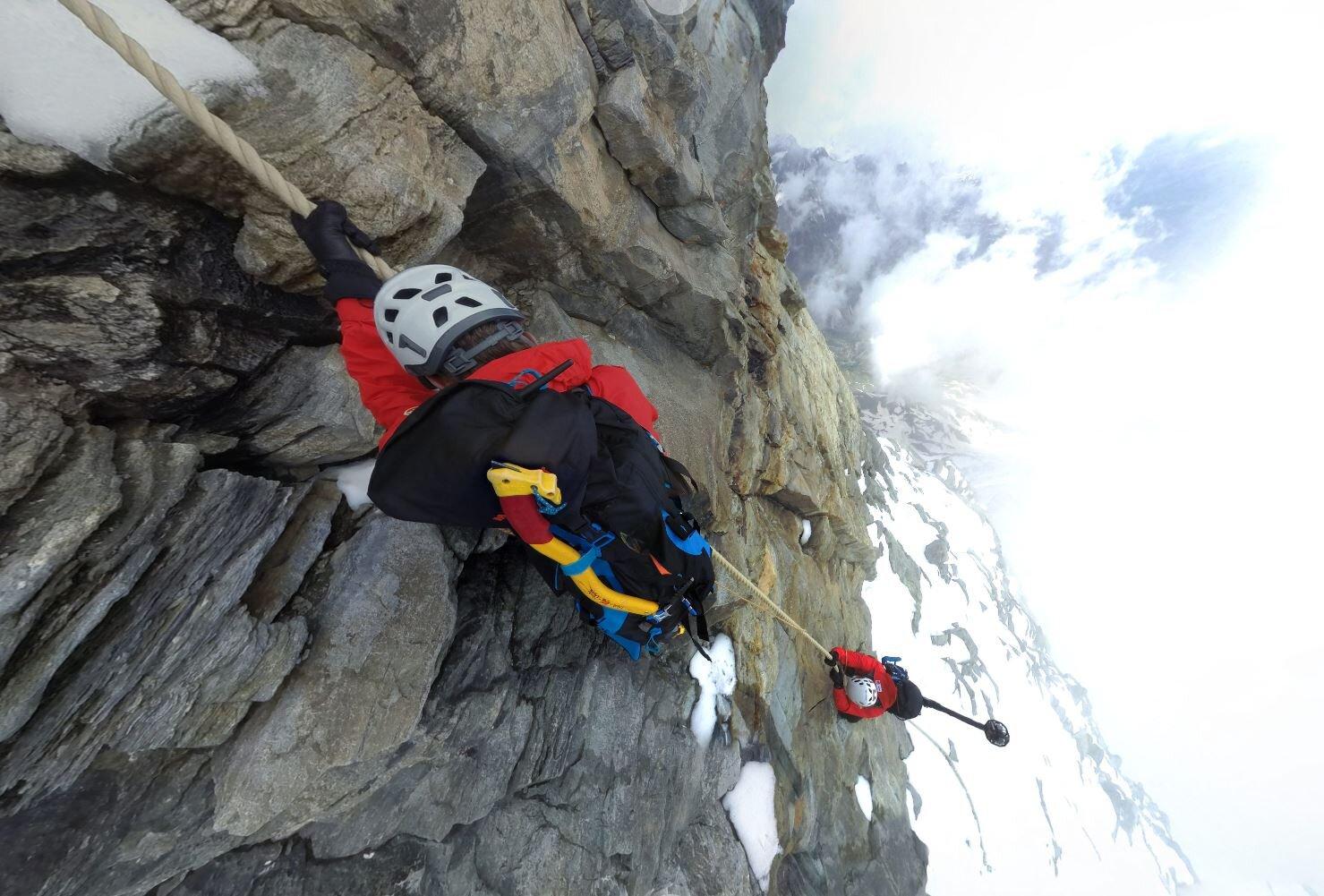 Projekt Mammut Matterhorn 360
