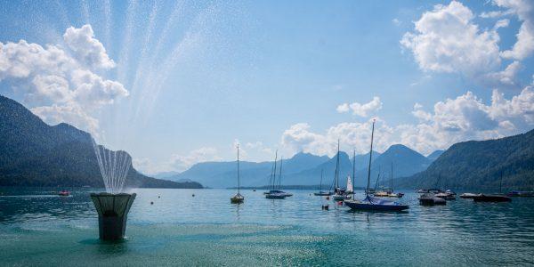 Austria: rowerem wokół jeziora Mondsee
