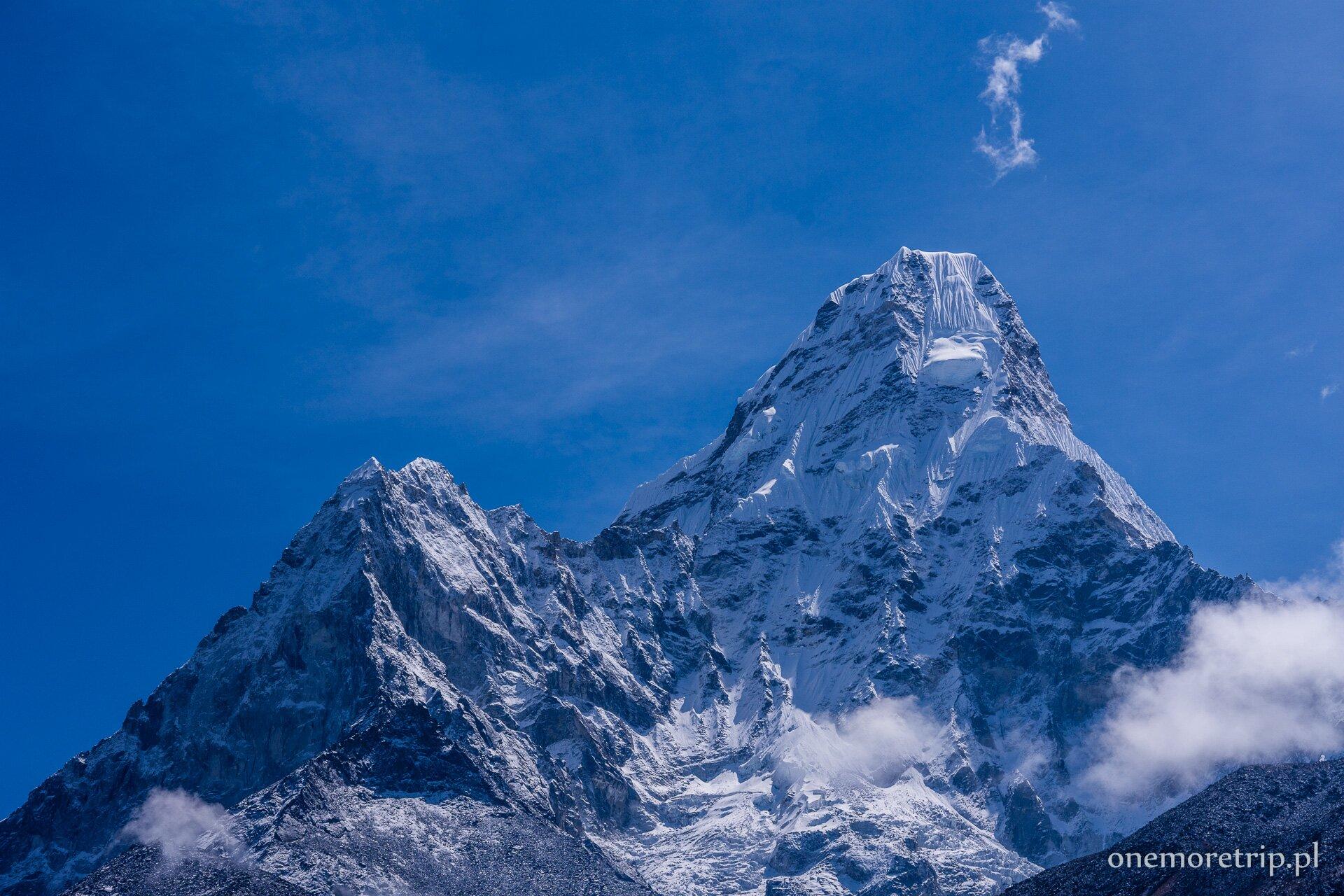 Himalaje: Ama Dablam