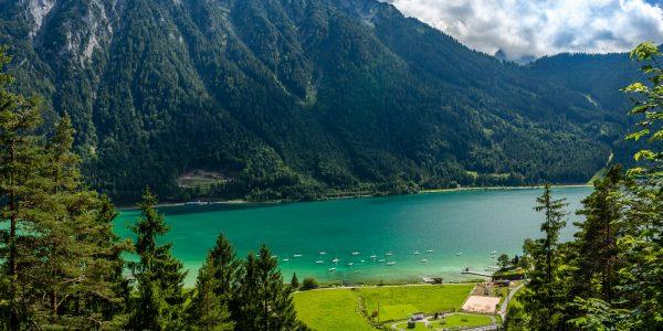 Austria: Spacer nad Achensee