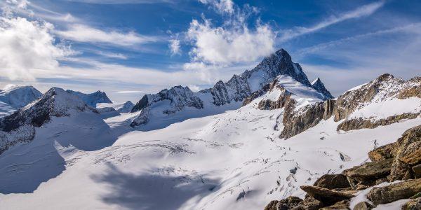 Szwajcaria: rozpoczynamy wyprawę na Finsteraarhorn (4274 m n.p.m.)