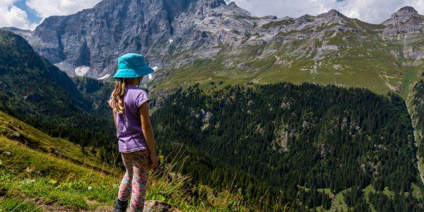 Szwajcaria: Lauterbrunnen – dolina 72 wodospadów