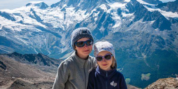Szwajcaria: Kreuzboden, czyli jak w Alpach uszczęśliwić dzieci