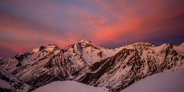 Szwajcaria: zimowe wejście na Strahlhorn 4190 m