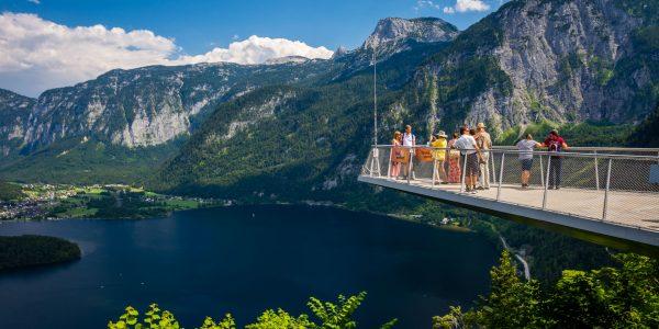 Austria: Hallstatt – perła Alp Salzburskich
